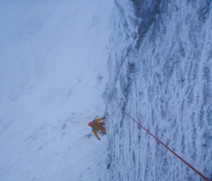 Dougie Seconding pitch one