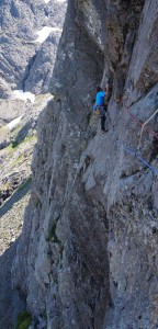 Me on pitch four of Trajans'