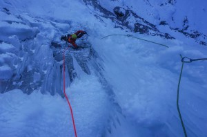 Nick seconding pitch three on NOWS
